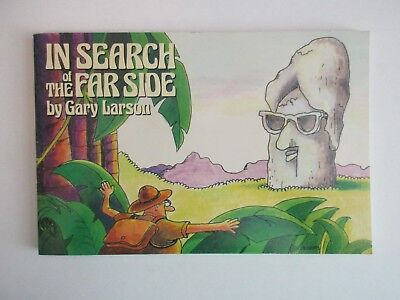 Far Side: In Search of the Far Side 3 by Gary Larson (1984, Paperback) NEW MINT