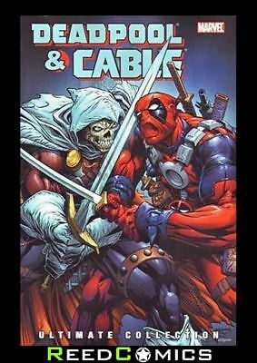 DEADPOOL AND CABLE ULTIMATE COLLECTION BOOK 3 GRAPHIC NOVEL (424 Pages)