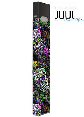 Skin Decal Wrap for PAX  Protective Vinyl Cover Sticker Kit Sugar skulls