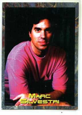 Cyber Force - Stryke Force Checklist - #10 - Cards Illustrated - Marc Silvestri