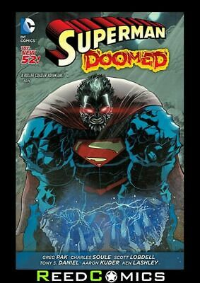 SUPERMAN DOOMED HARDCOVER (544 Pages - Collects Crossover Issues) New Hardback