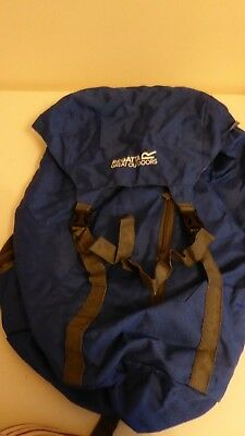 482e73fac77c Regatta Easypack Packaway Rucksack Backpack Bag 25 Litres Lightweight Blue