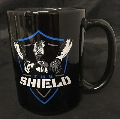 Marvel Comics Agents of Shield Coffee Mug Ceramic black Tall