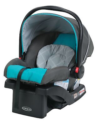 Graco SnugRide 30 Click Connect Front Adjust Car Seat Finch,  Ultra-Lightweight