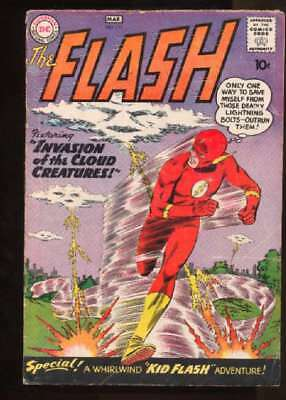 Flash (1959 series) #111 in Very Good condition. DC comics