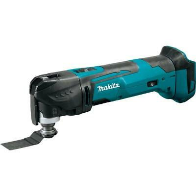 Makita 18V LXT Cordless Variable Speed Oscillating Multi Tool (Tool-Only)