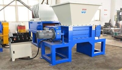 (2018) 20 HP Zuick Dual Shaft Shredder WS600
