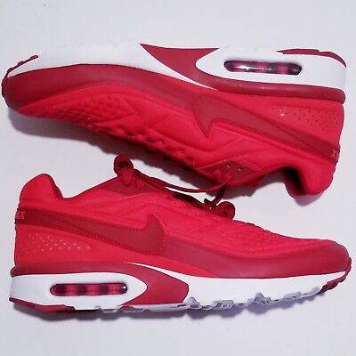73c47cb345a68 ... greece nike air max bw ultra se mens size 13 running shoes red white  844967 562a2