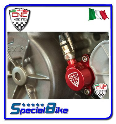 Aprilia Rst 1000 Futura 2001 > 2006 Attuatore Frizione Cnc Racing 30 Mm Ergal
