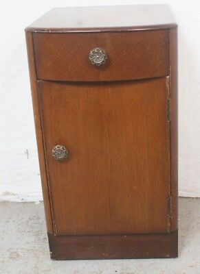 English Import British  Bedside Cabinet Nightstand End Table ENGLAND