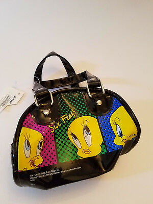 """tweety bird little mini purse approx 3 1/2"""" without strap"""
