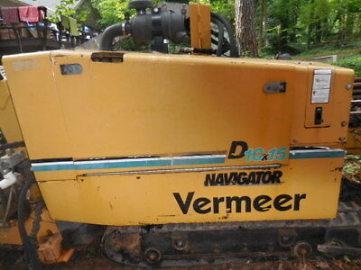 2001 D10X15 Vermeer Navigational Directional Drill - Priced for quick sell