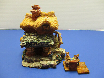 Boyds Bearly Built Villages Ted E Bear Shop