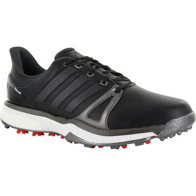 NEW ADIDAS MENS ADIPOWER BOOST 2 Golf Shoes Black   Silver Size 8.5 ... 1d009a5c9