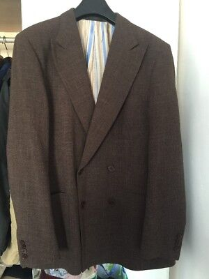 Rhodes-Wood Double-Breasted Jacket (40R)