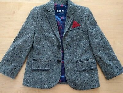 d6c69db35 NWOT BAKER BY Ted Baker Boys Blazer Size 4y Wool Blend -  24.99 ...