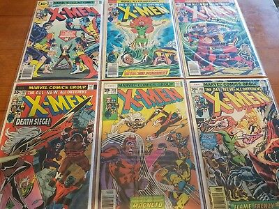 X-Men 100 To 150 Cents And Pence Issues 52 Comics Marvel Comics + 96