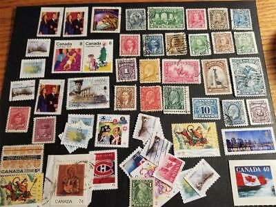 CANADA Stamp Lot Collection W959