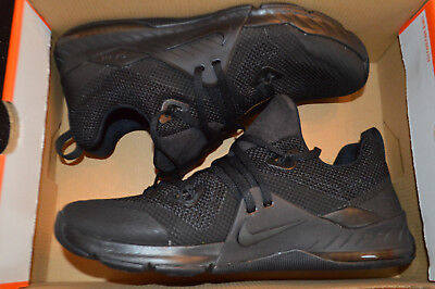 2018 NIKE ZOOM Train  Command CROSSFIT  Train Herren Größe 10 schwarz 89.99 ... b50227