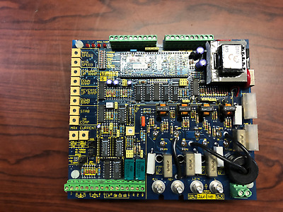 Sprint Electric 3600XRI/16/LN/T 3 HP 180 Volt DC Drive 230 1 Phase Input