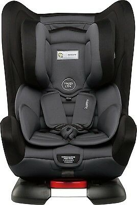 Infa Secure Quattro Astra Convertible Car Seat - Grey