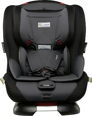 Infa Secure Luxi II Astra Convertible Car Seat - Grey
