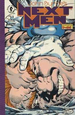 John Byrne's Next Men (1992 series) #11 in VF + condition. Dark Horse comics