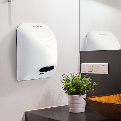 Automatic Electric Hand Dryer Drying Machine Wall-mounted with Auto Cut Off