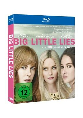 Big Little Lies | Blu-ray | deutsch | NEU | 2017