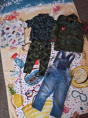 Baby boys bundle 6-9months Zara Next