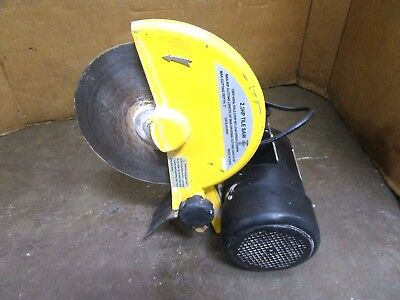 """No Name 10"""" 2.5Hp 120V 1Ph 15A Tile Saw 2700Rpm Max. Rip 24"""". Saw Only No Table"""