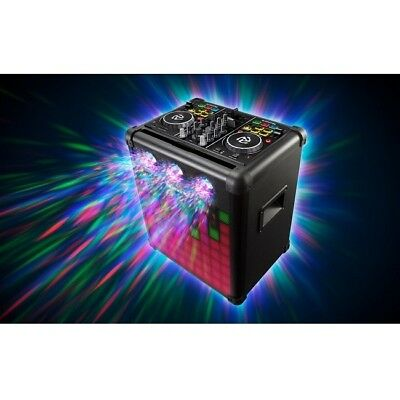 Numark Party Mix Pro DJ Controller with Built-in Speaker and Lightshow