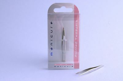 Manicure | Tweezers - Pointed - 6 Pack