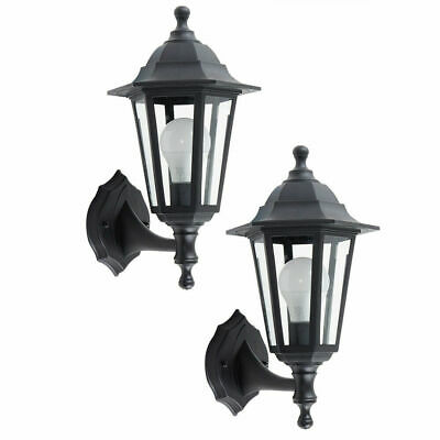 Wall Mounted Lamp Outdoor Garden Light With Night And Day