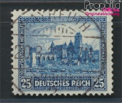 German Empire 452b proofed used 1930 Emergency:Structures (8984246