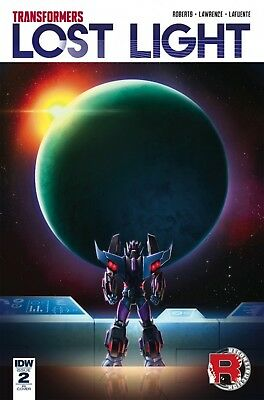 Transformers Lost Light #2 Lafuente 1:10 Variant EXTREMELY RARE + HTF NEW NM B&B