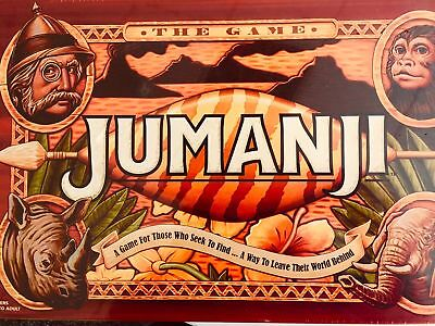 Jumanji Board Game Official