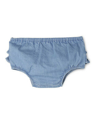 NEW Sprout Girls Frill Bloomer Denim