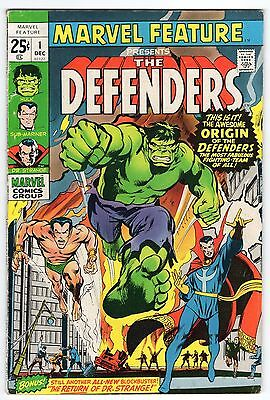 Marvel Feature #1 FINE 6.0 1st Appearance Defenders Netflix show coming.