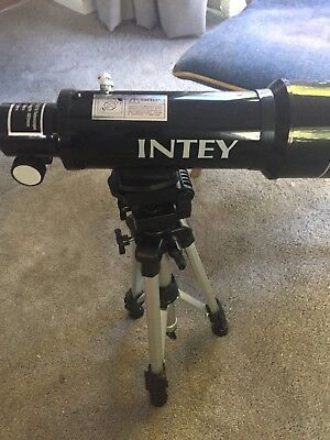 Telescope INTEY Ultra-Clear Portable Astronomy Telescope with Rucksack by INTEY
