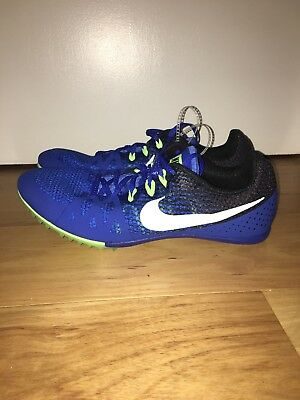 finest selection 345cf a08ce Nike Mens Zoom RIVAL M8 Shoes Spikes Track Nike Racing Size 11 - 806555-413