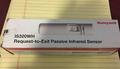 Honeywell Request To Exit passive Infrared Sensor IS320WH