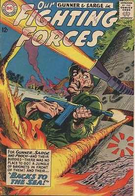 Our Fighting Forces #79 in Very Good condition. DC comics