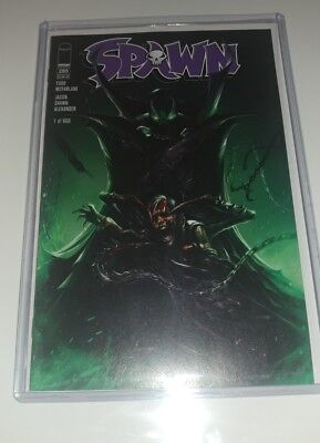 Spawn #285 Megacon Mattina Trade And Virgin Cvr Set Only 666 Prt Run
