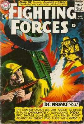 Our Fighting Forces #94 in Very Good condition. DC comics