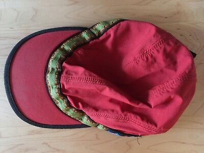 fc87fe2a40d KAVU SYNTHETIC STRAP Cap - Made In Usa - Color Red - Sz M -  9.99 ...