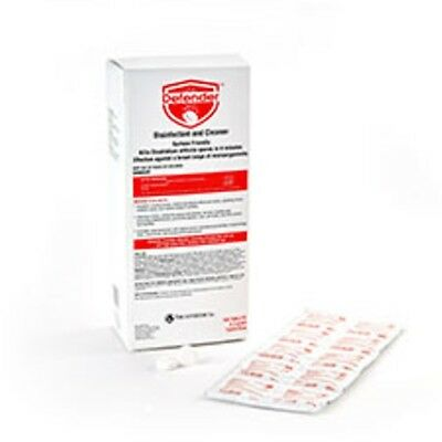Zoom Supply MDCT447443 Defender Disinfectant Tablets,500/cs