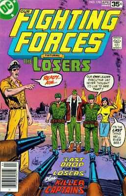 Our Fighting Forces #178 in Very Good + condition. DC comics