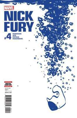 Nick Fury (2017 series) #4 in Near Mint + condition. Marvel comics