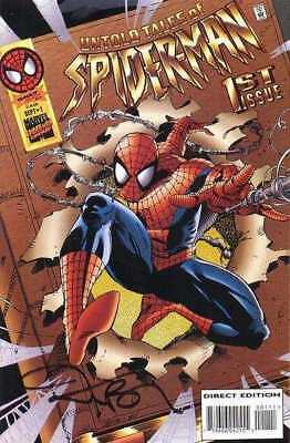 Untold Tales of Spider-Man #1 in Near Mint condition. Marvel comics